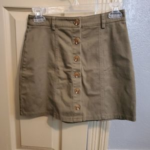 👡Womens Army Green Skirt